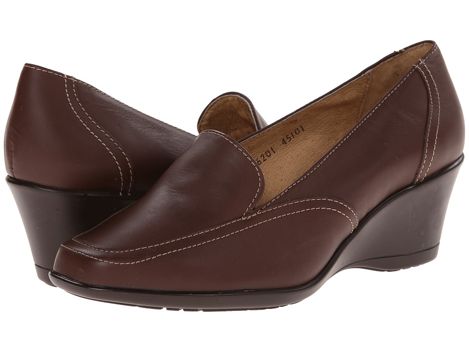 Fitzwell Wendy (Brown Leather) Women