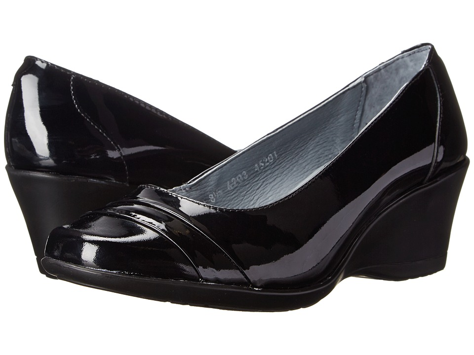 Fitzwell - Wanda (Black Patent Leather) Women