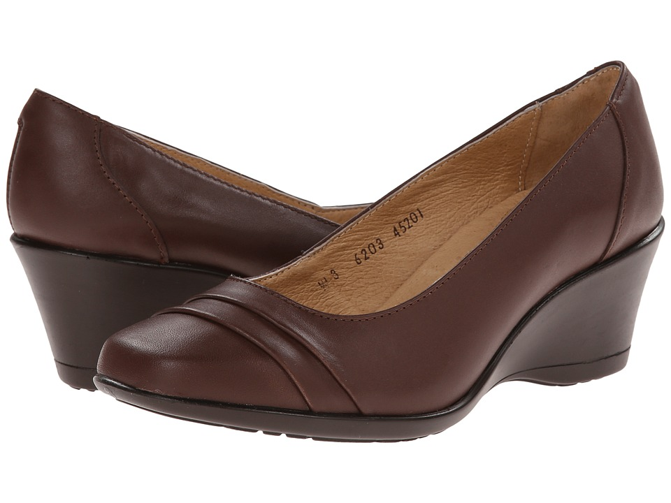 Fitzwell Wanda (Brown Leather) Women