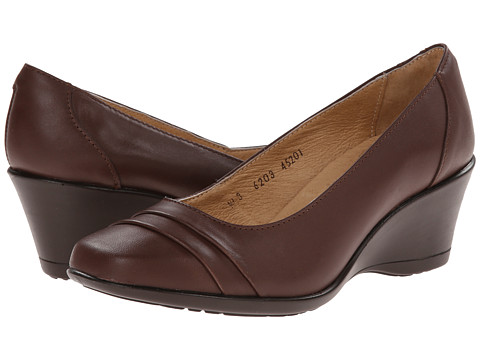 Fitzwell - Wanda (Brown Leather) Women