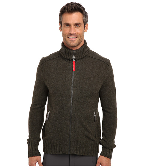 Bogner Fire + Ice - Metthew (Olive) Men's Sweater