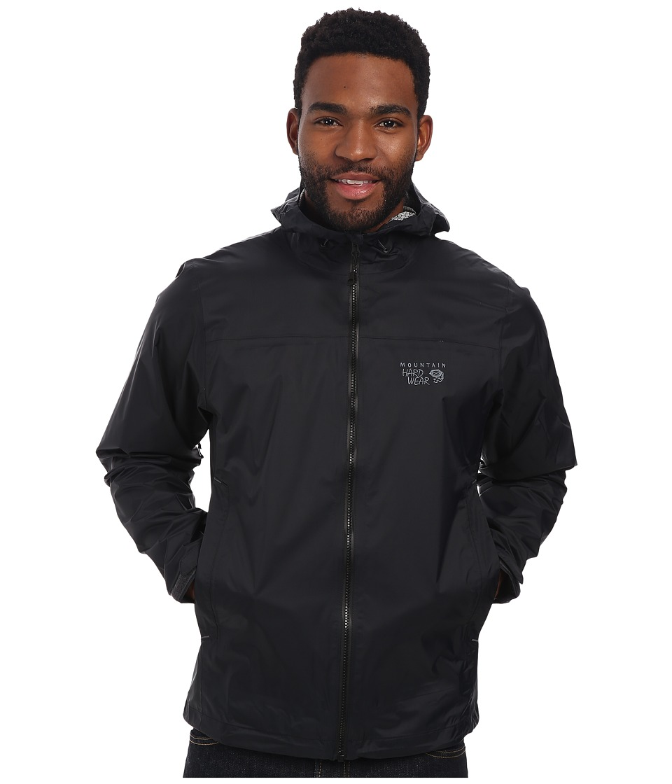 Mountain Hardwear - Plasmic Ion Jacket (Black) Men's Jacket