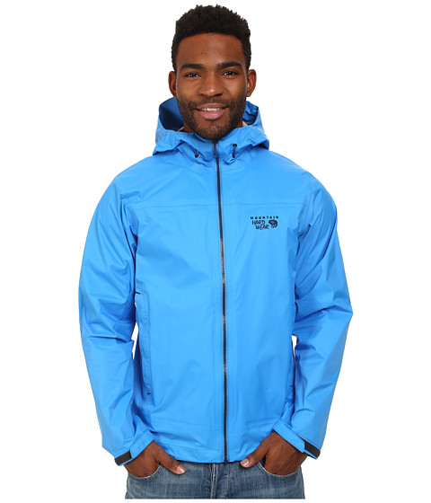 Mountain Hardwear - Plasmic Ion Jacket (Hyper Blue) Men's Jacket