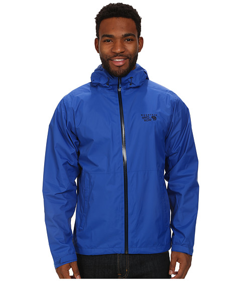 Mountain Hardwear - Finder Jacket (Azul) Men's Jacket
