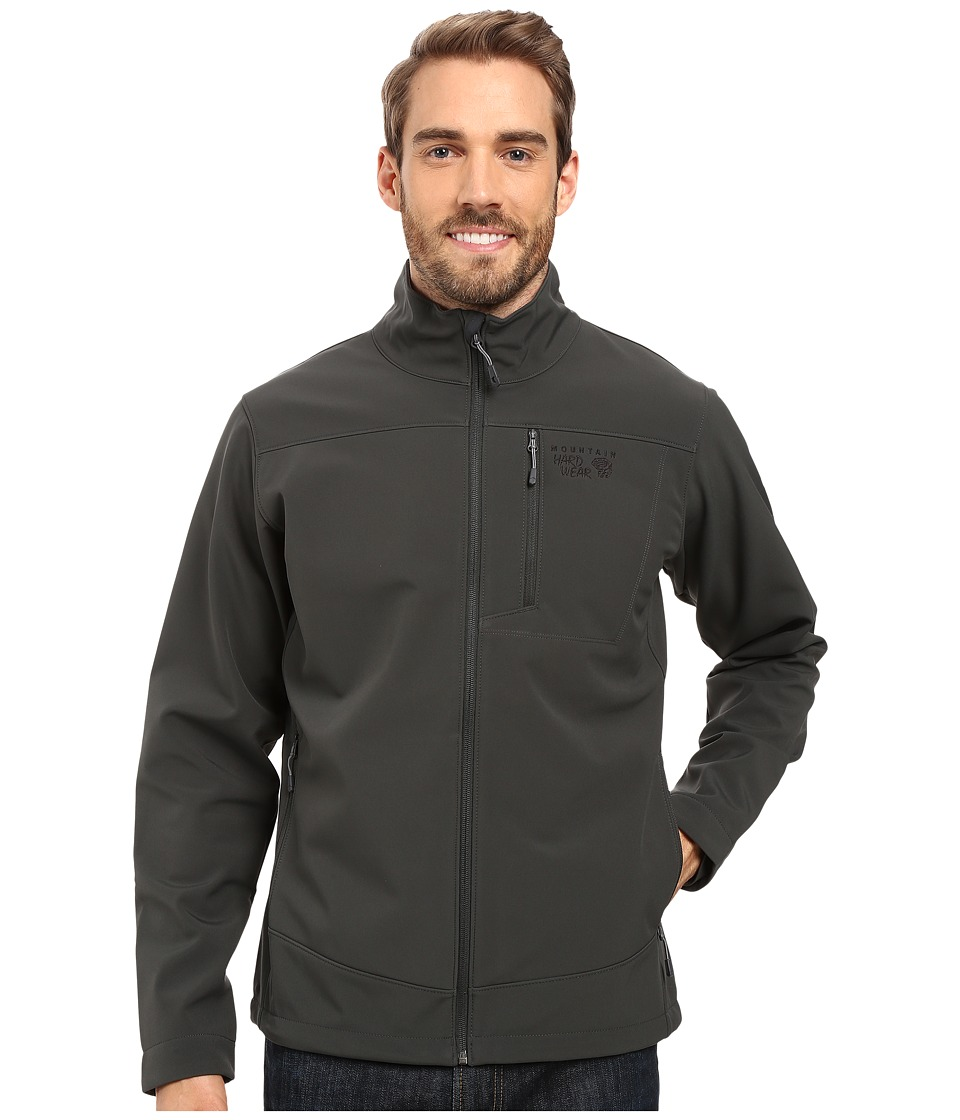 Mountain Hardwear - Fairing Jacket (Shark) Men's Jacket
