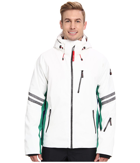 Bogner Fire + Ice - Erroll (Off White) Men's Coat