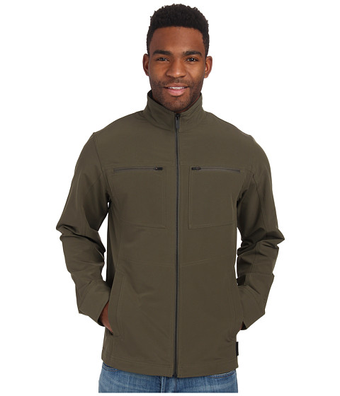 Mountain Hardwear - Piero Lite Jacket (Peatmoss) Men's Jacket