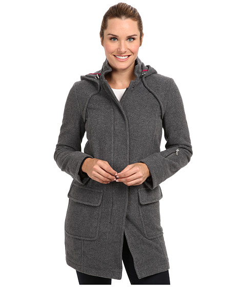Bogner Fire + Ice - Noemi (Grey) Women's Coat