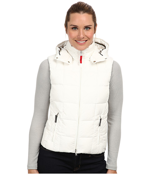 Bogner Fire + Ice - Cali-D (Off White) Women's Vest