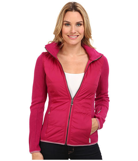 Bogner Fire + Ice - Winona (Fuchsia) Women's Fleece