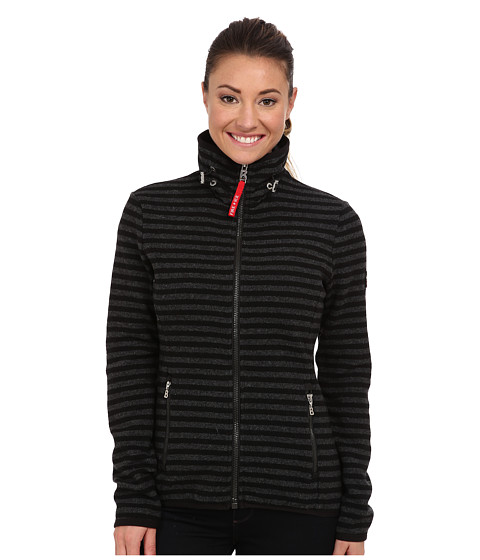 Bogner Fire + Ice - Britta (Black) Women's Fleece