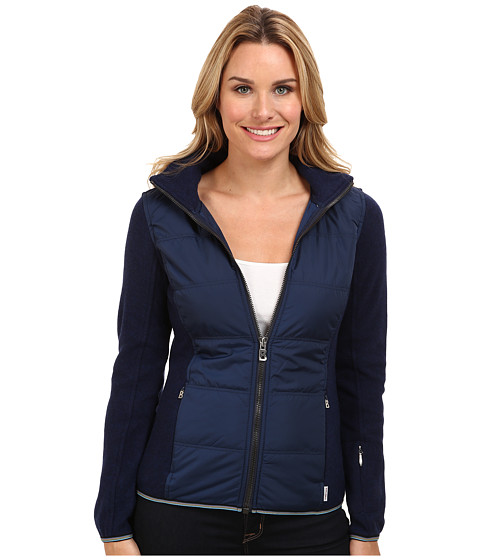 Bogner Fire + Ice - Winona (Navy) Women's Fleece