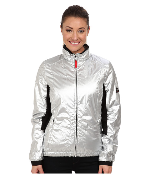 Bogner Fire + Ice - Rea (Silver) Women's Coat