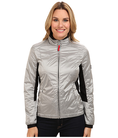 Bogner Fire + Ice - Rea (Platinum) Women's Coat