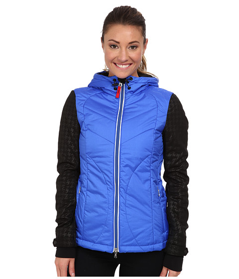 Bogner Fire + Ice - Elice (Cornflower) Women's Coat
