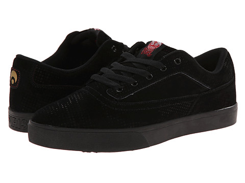 Osiris - Caswell VLC (Black/Red/DPI) Men