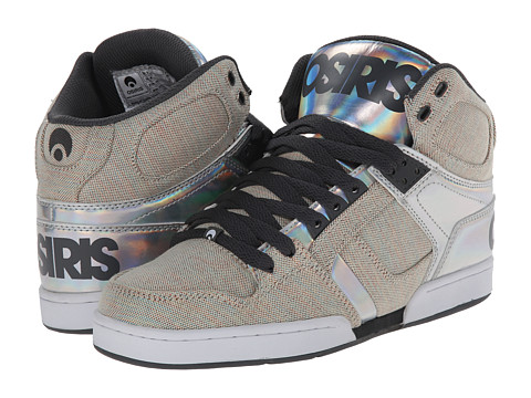 Osiris - NYC83 (Grey/Chacoal/CCC) Men