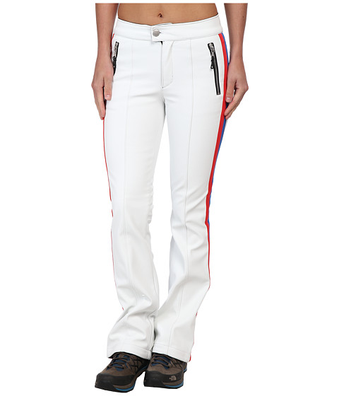 Bogner Fire + Ice - Jet (White/Stripe) Women's Outerwear
