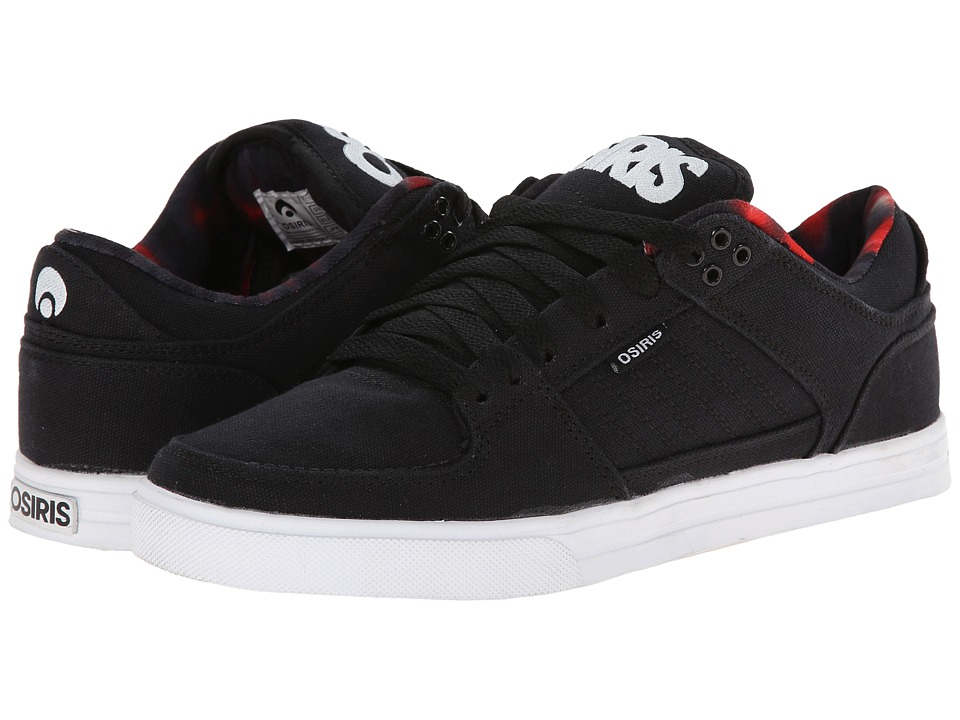 Osiris - Protocol (Red/Tiger) Men's Skate Shoes