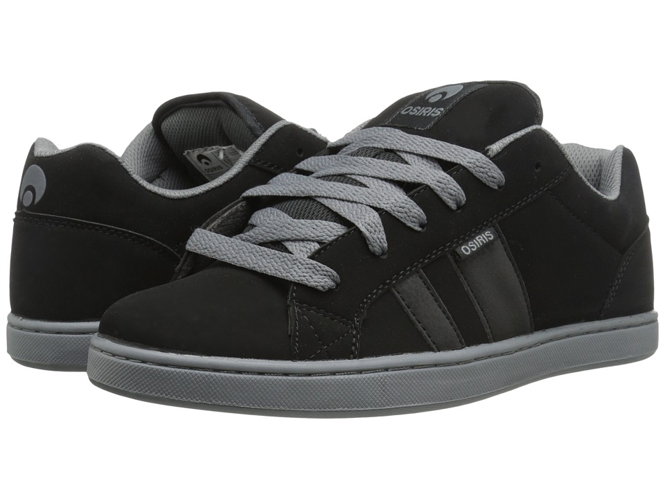 Osiris - Loot (Black/Black) Men's Skate Shoes