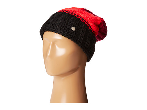 Bogner Fire + Ice - Viola (Black/Red/Pink) Cold Weather Hats