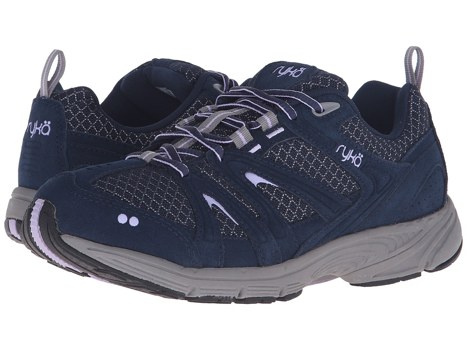 Ryka - Cascade (Navy/Grey/Purple) Women's Shoes