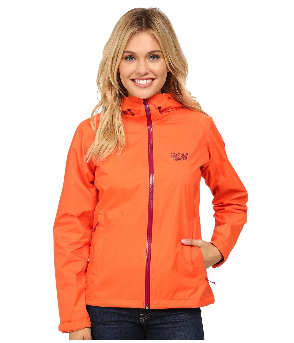 Mountain Hardwear - Finder Jacket (Navel Orange) Women