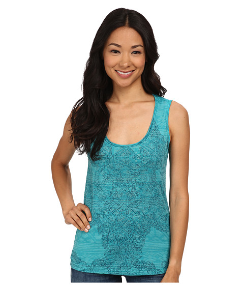 White Sierra - Shiva Tank (Emerald Island) Women's Sleeveless