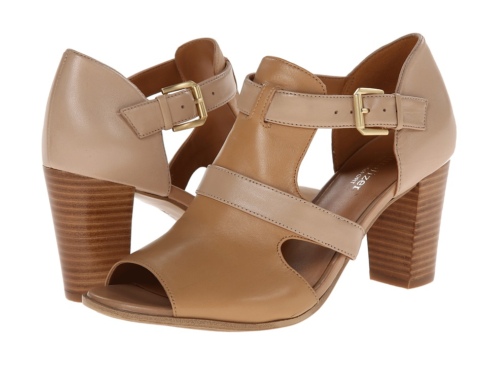 Naturalizer - Diner (Caravan Sand/Tender Taupe Leather) High Heels