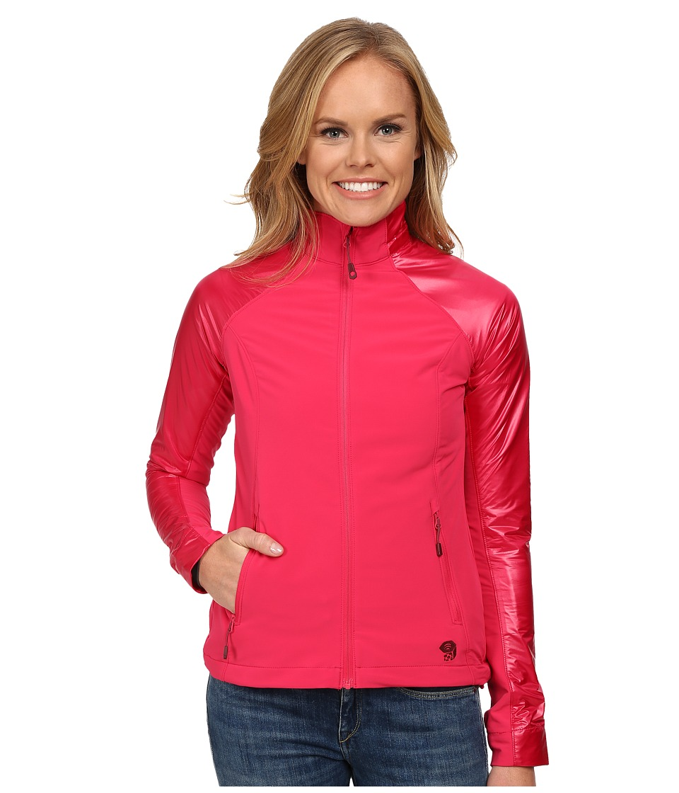 Mountain Hardwear - Chockina Jacket (Bright Rose) Women's Jacket