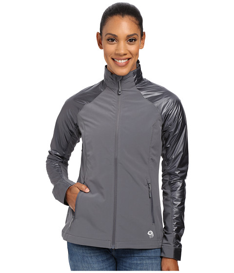 Mountain Hardwear - Chockina Jacket (Graphite) Women's Jacket