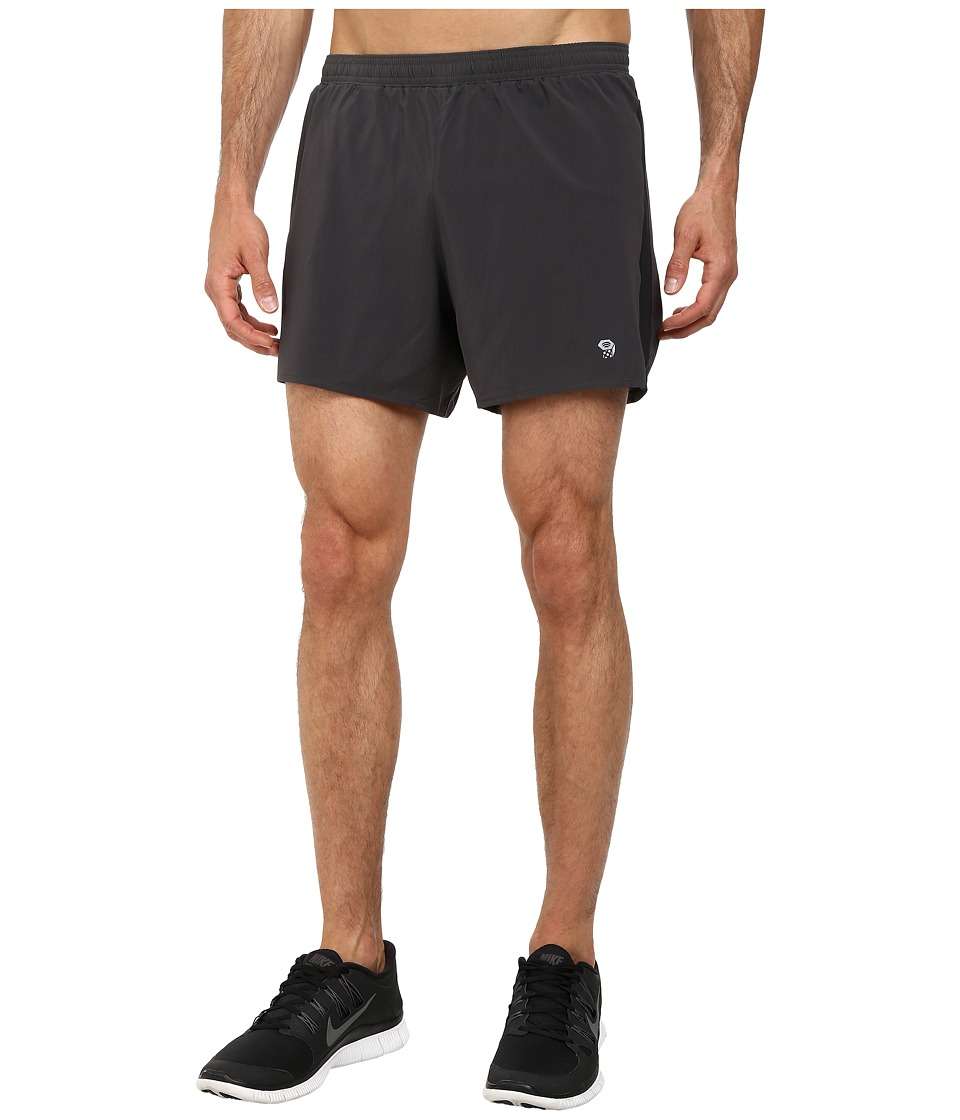 Mountain Hardwear - CoolRunner Short (Shark) Men's Shorts