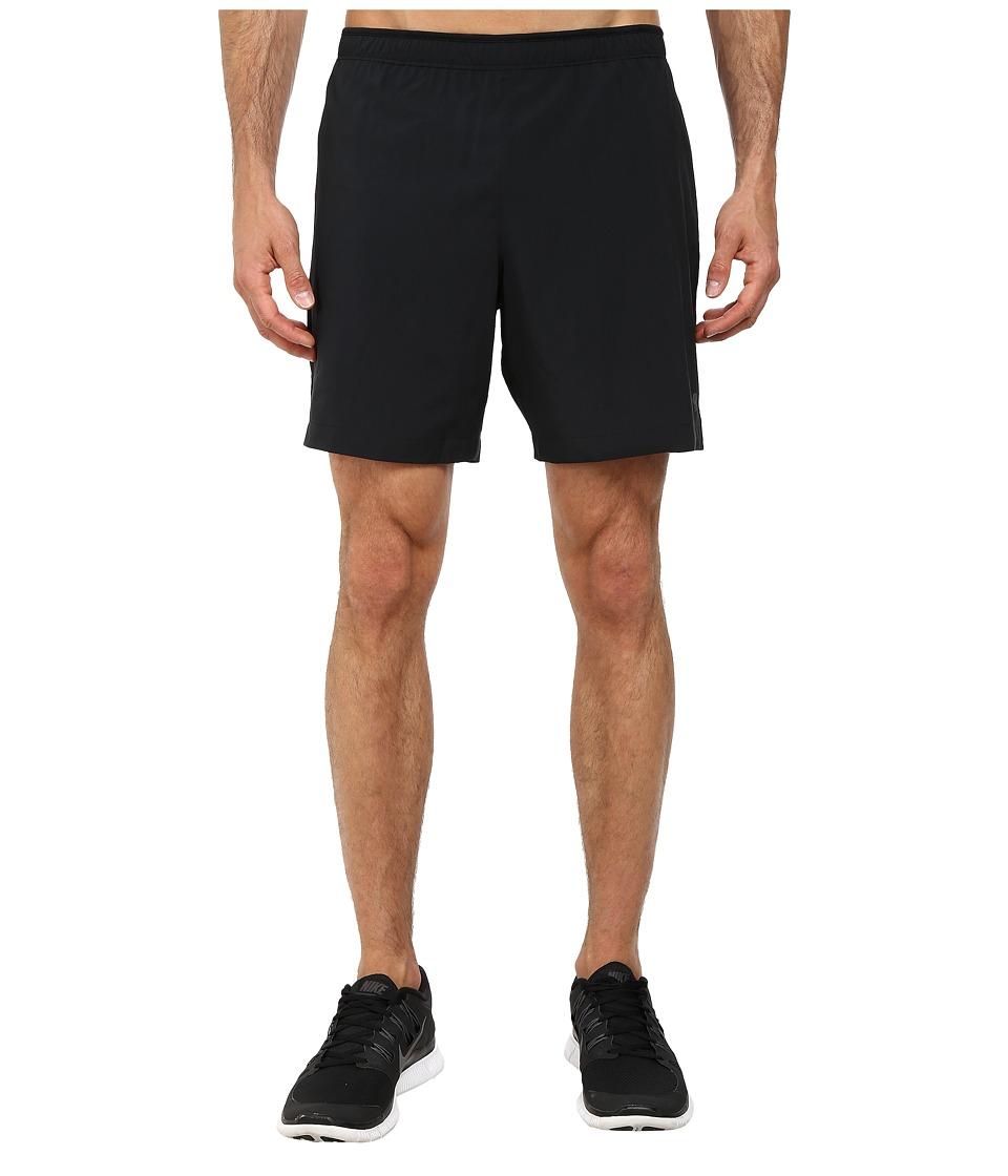 Mountain Hardwear - Refueler Short (Black) Men's Shorts