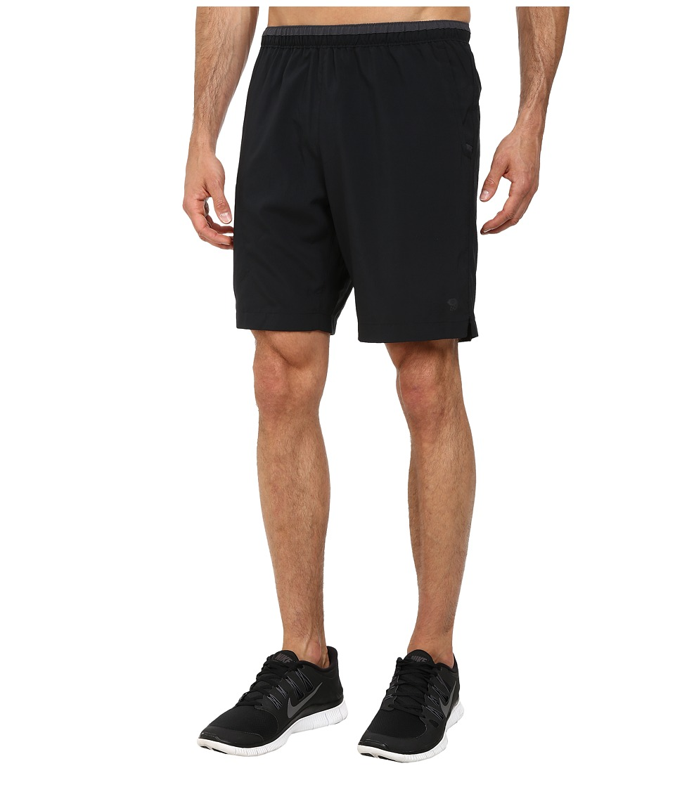 Mountain Hardwear - Refueler X Short (Black) Men's Shorts