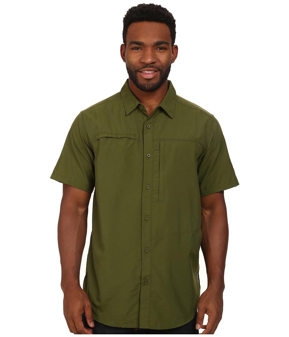 Mountain Hardwear - Canyon S/S Shirt (Utility Green) Men