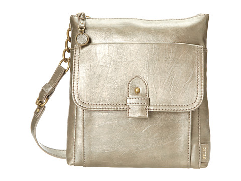 Relic - Abby Crossbody (Pewter) Cross Body Handbags