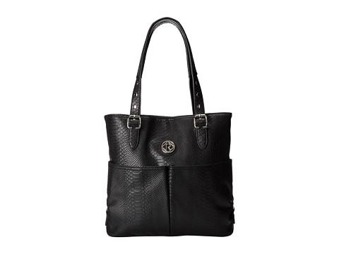 Relic - Bleeker N/S Tote (Jet Black) Tote Handbags