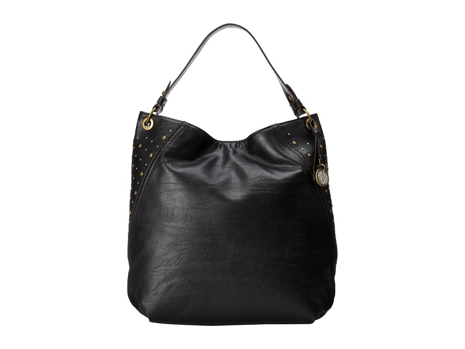 Relic - Riley Hobo (Jet Black) Hobo Handbags