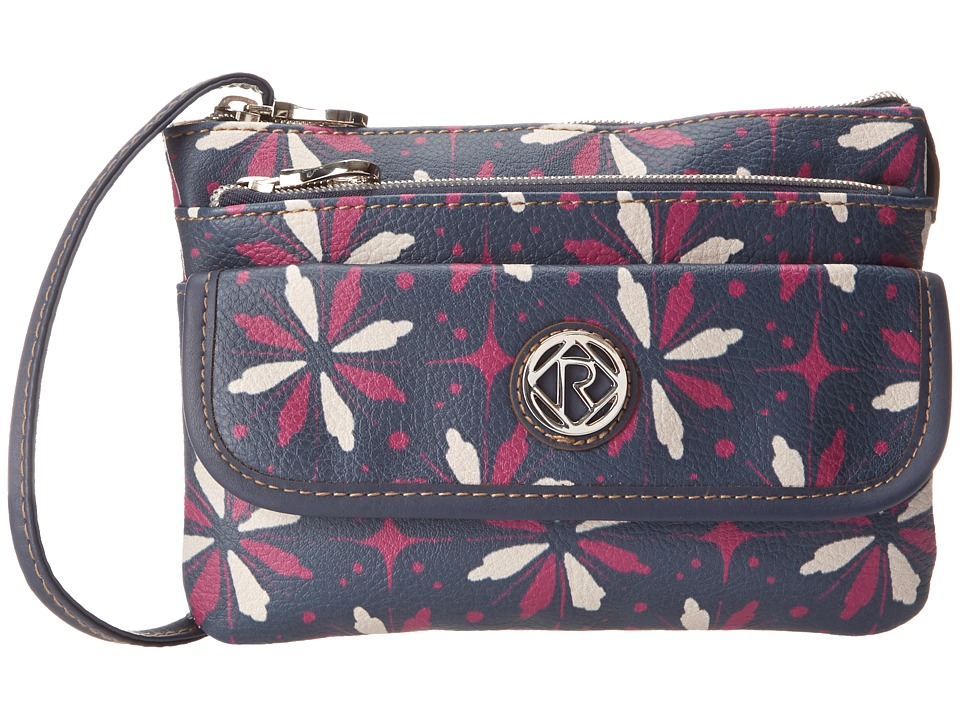 Relic - Erica Mini Crossbody (Snowflake) Cross Body Handbags