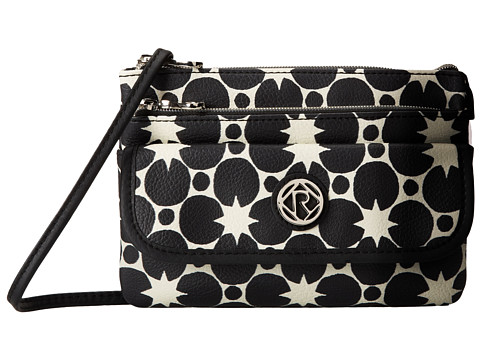 Relic - Erica Mini (White/Black) Handbags