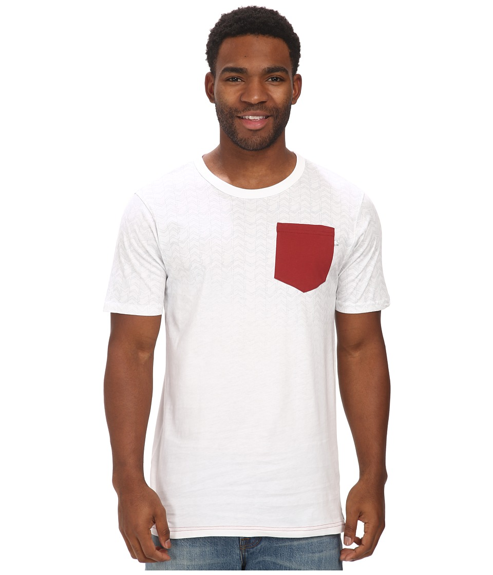 adidas Skateboarding - GONZ Pocket Tee (White) Men