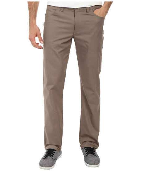 adidas Skateboarding - Five-Pocket Stretch Twill Pant (Simple Brown) Men