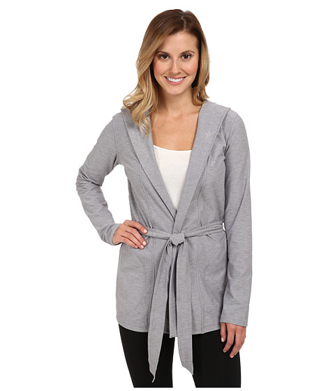 COZY ORANGE - Celestial Jacket (Heather Grey) Women's Coat