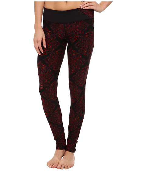 COZY ORANGE - Pele Fitted Pants (Henna Red/Berry/Raven Black) Women