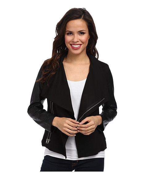 KUT from the Kloth - Emery Jacket (Black) Women's Coat