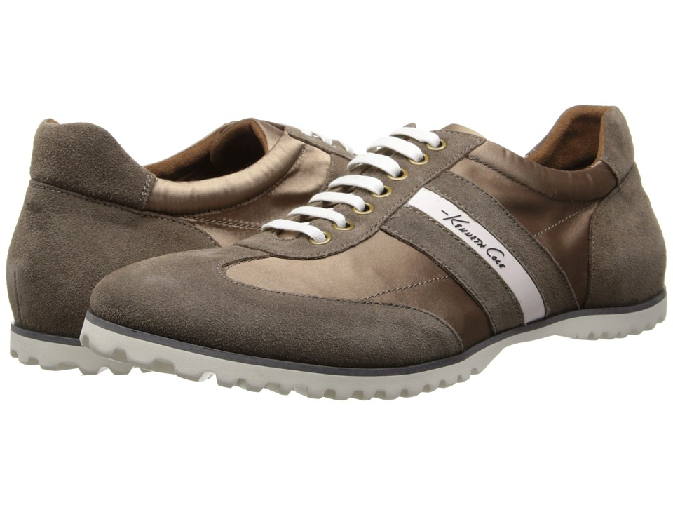 Kenneth Cole New York - Box Top (Taupe) Men's Lace up casual Shoes