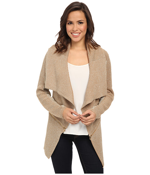 Kenneth Cole New York - Sabrina Sweater (Camel/Gold) Women's Sweater