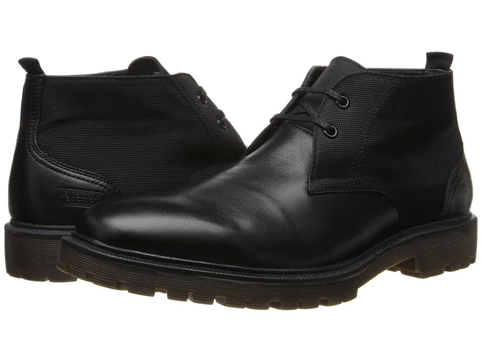 Kenneth Cole Reaction - Troop Leader (Black 8K) Men's Lace-up Boots