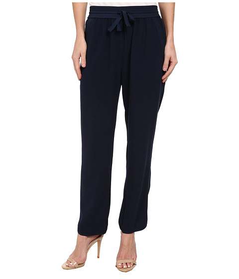 Kenneth Cole New York - Brody Track Pant (Indigo Ink) Women's Casual Pants