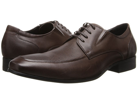 Kenneth Cole Reaction - Shoe Polish (Brown Leather) Men's Lace up casual Shoes